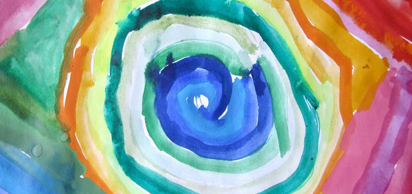 SPIRÁLOVÁ DYNAMIKA – SVĚT PLNÝ BAREV | ANKETA: Co o nás říkají barvy?